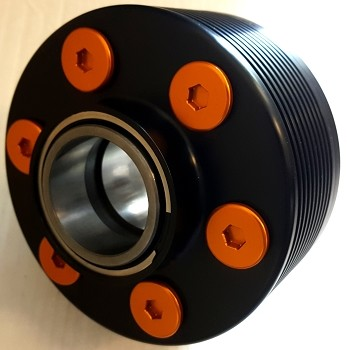 Axle Clutch, 50mm
