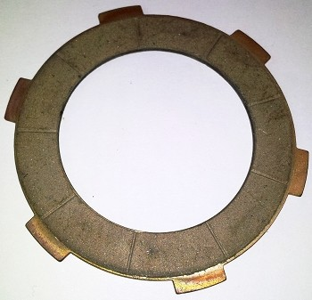 HPV Friction Disc